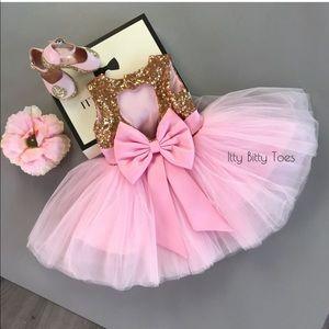 0468f1c40144 Itty bitty toes princess kate dress